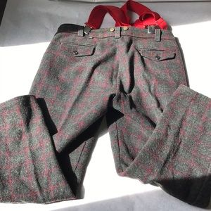 codet Pants - Wool hunting pants codet